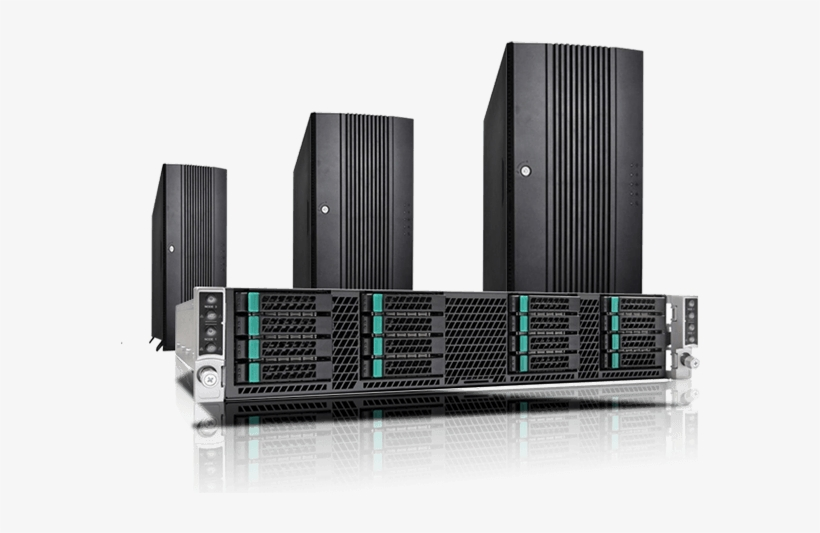 Cybertron Unparalled Solutions - Intel Server Chassis