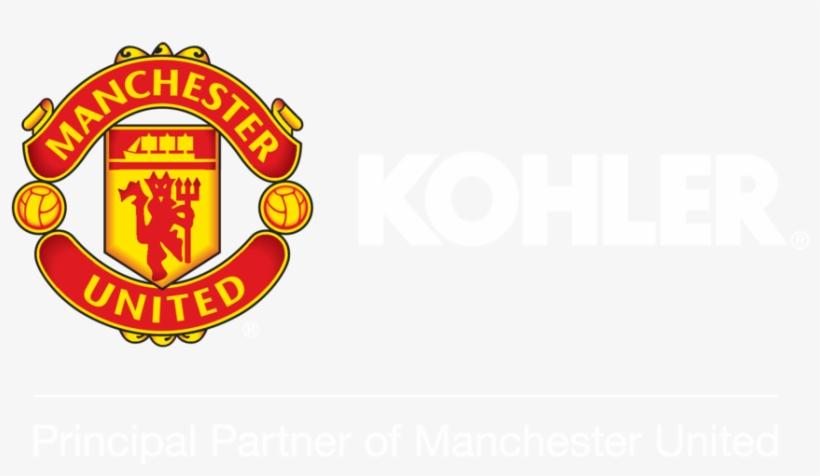 Kohler Partnership Logo On Black Rgb Manchester United Logo And Liverpool Logo Free Transparent Png Download Pngkey