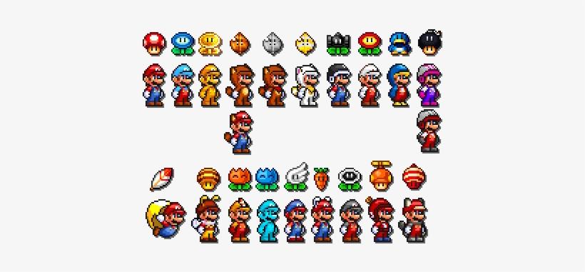 Super Mushroom Super Mario 2d Universe Power Ups Free