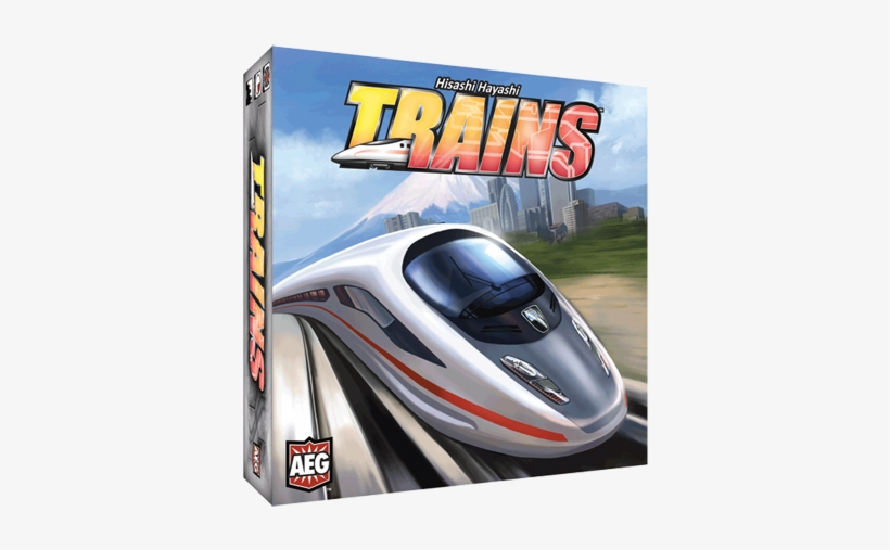 Let Go On Record And Simply State That I Do Not Like - Trains Board Game, transparent png #3535688