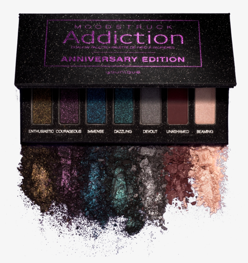 I Am Hosting A - Younique Eyeshadow Anniversary Palette, transparent png #3536485