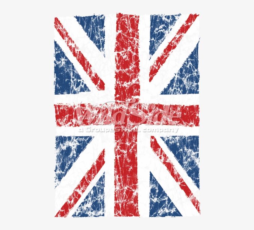 Union Jack Flag - Women Long Sleeve Shirts Uk Flag, transparent png #3538835
