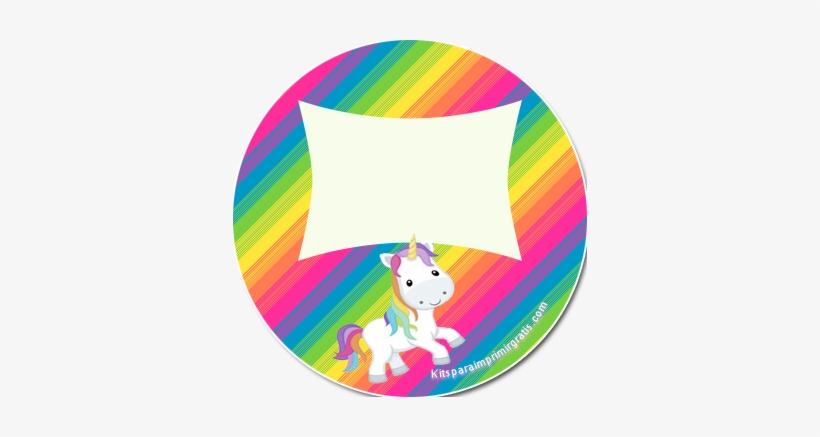 Stickers De Unicorni Etiquetas De Unicornio Para Imprimir Png