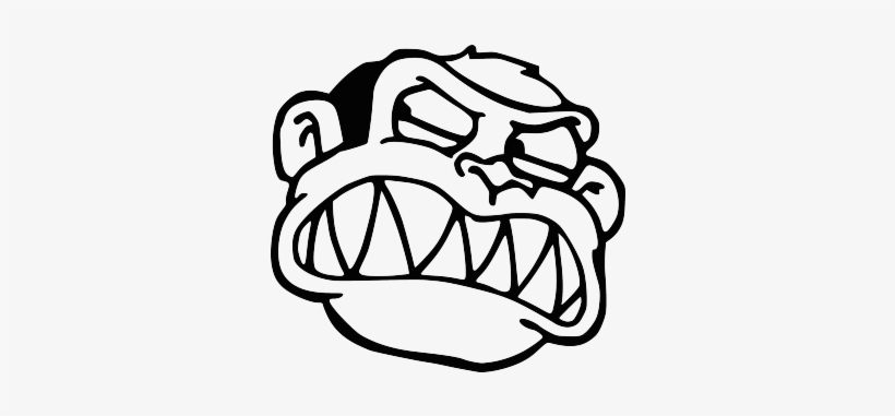 Family Guy Clipart Angry Monkey
