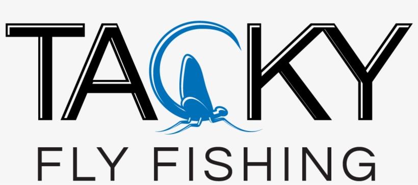 Tacky Fly Fishing - Tacky Fly Box Logo, transparent png #3541140