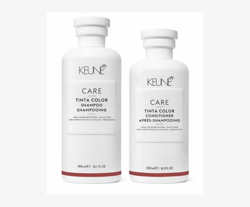 Keune - Keune Care Tinta Color Shampoo, transparent png #3541220
