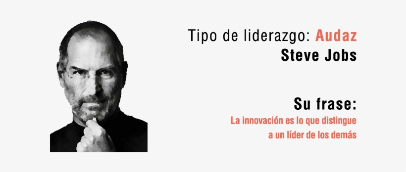 Liderazgo - Steve Jobs Love What You Do, transparent png #3546081