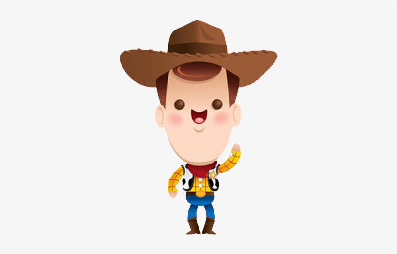 Sombrero Clipart Fiesta Decor - Toy Story Woody Cute, transparent png #3547419