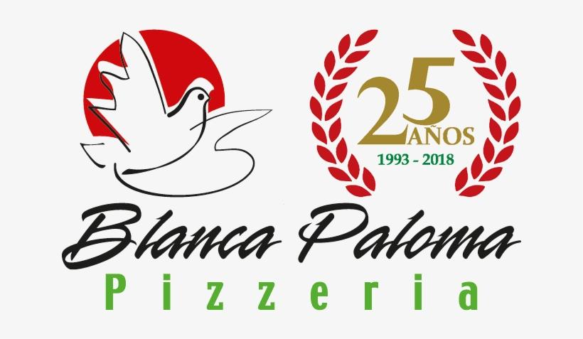 Pizzeria Blanca Paloma - Super Mario Logo 25th Anniversary, transparent png #3549082