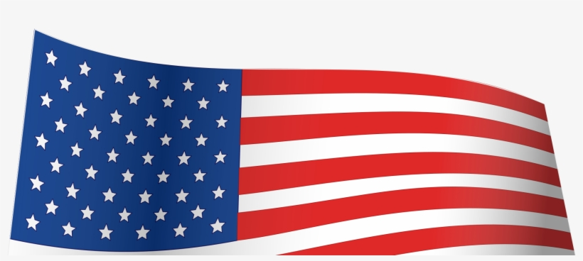 Made In America Shop - Usa Flag No Background, transparent png #3550942
