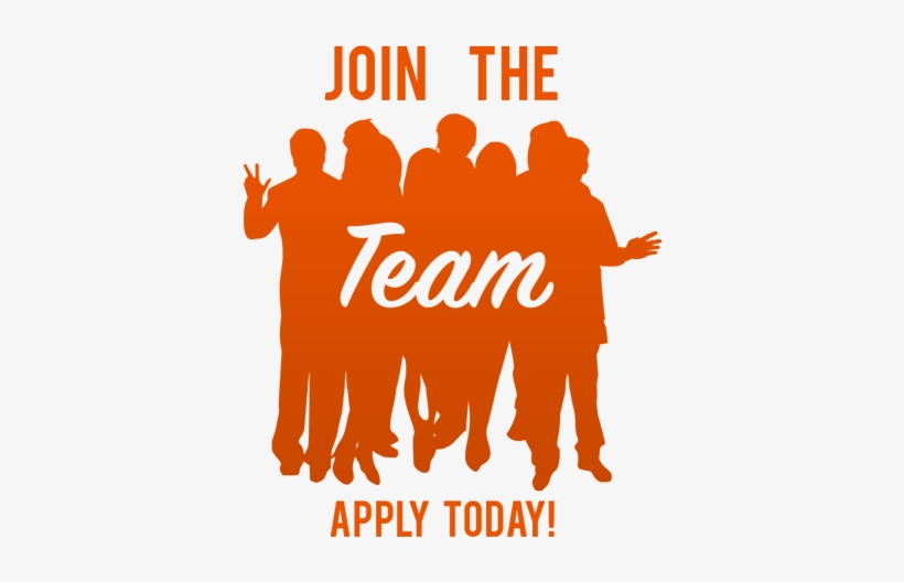 Join Team Graphic - Join Our Team Transparent, transparent png #3551128