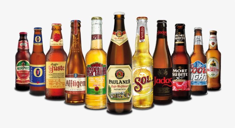 Cata De Cervezas Del Mundo - Cerveza En El Corte Ingles, transparent png #3551157