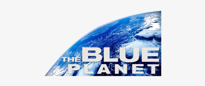 The Blue Planet Tv Show Image With Logo And Character - Blue Planet Tv Show Logo, transparent png #3551454