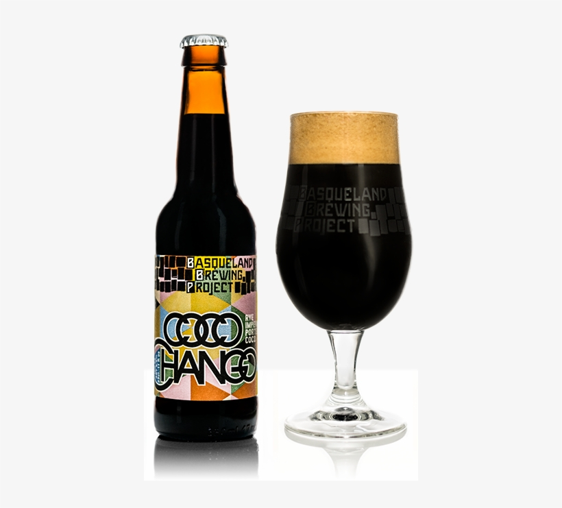Bbp Coco Chango Rye Imperial Porter Cerveza Artesana - Basqueland Brewing Project Coco Chango, transparent png #3551476