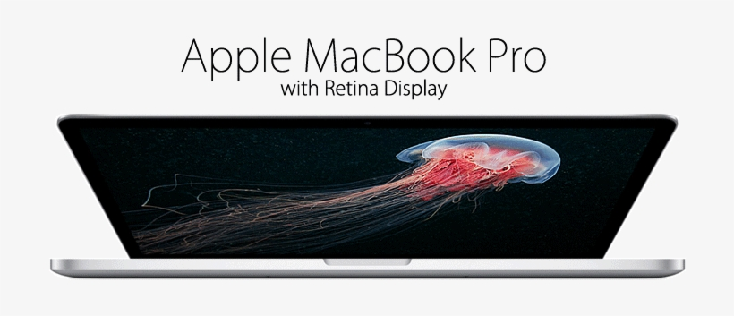 The Most Advanced Apple Laptop Ever, The - Apple Macbook Pro 15.4 With Retina Display, transparent png #3552258
