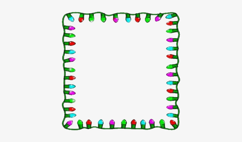 Christmas Lights Overlay Png.Preview Overlay Christmas Lights Clip Art Borders Free