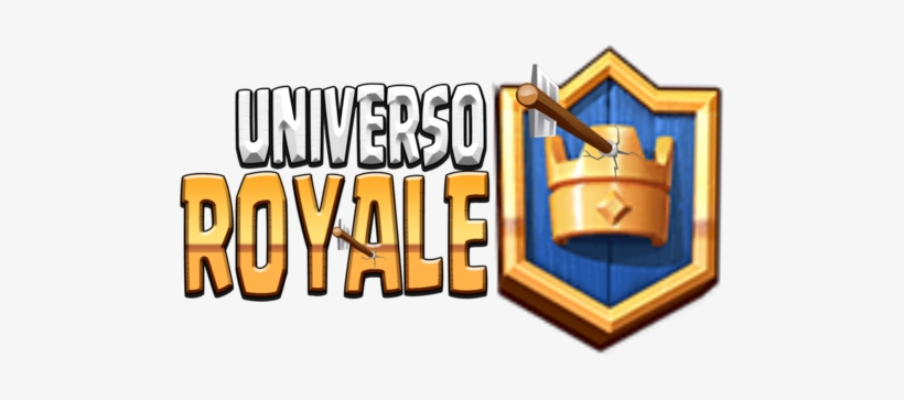 Universo Royale Marca De Agua Natural - Clash Royale Crown Png, transparent png #3552589