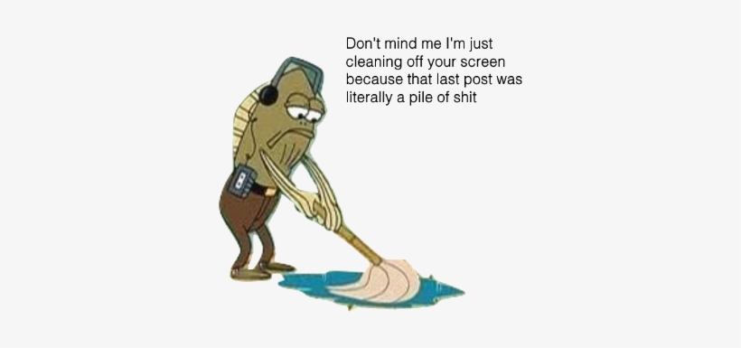View Trash , - Don T Mind Me I M Just Cleaning, transparent png #3556399