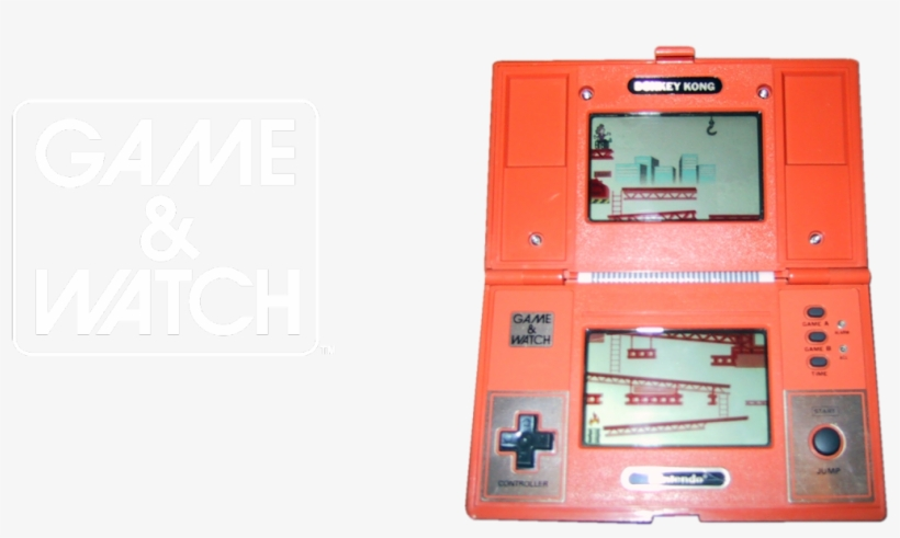 Game & Watch - Nintendo Game And Watch, transparent png #3559174