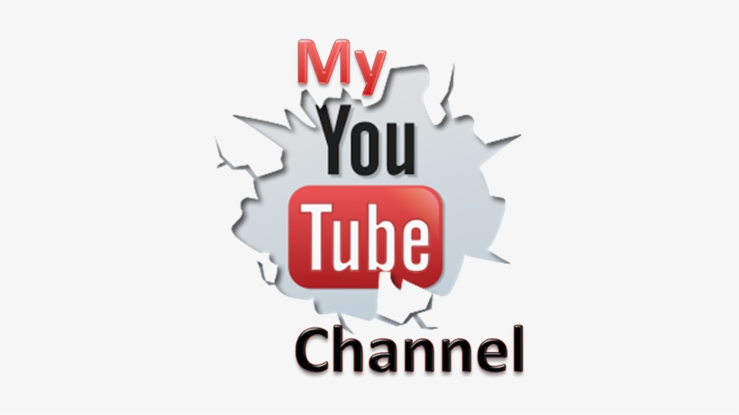 6 Steps To Branding Your Youtube Channel - Go Subscribe To My Youtube, transparent png #3562430