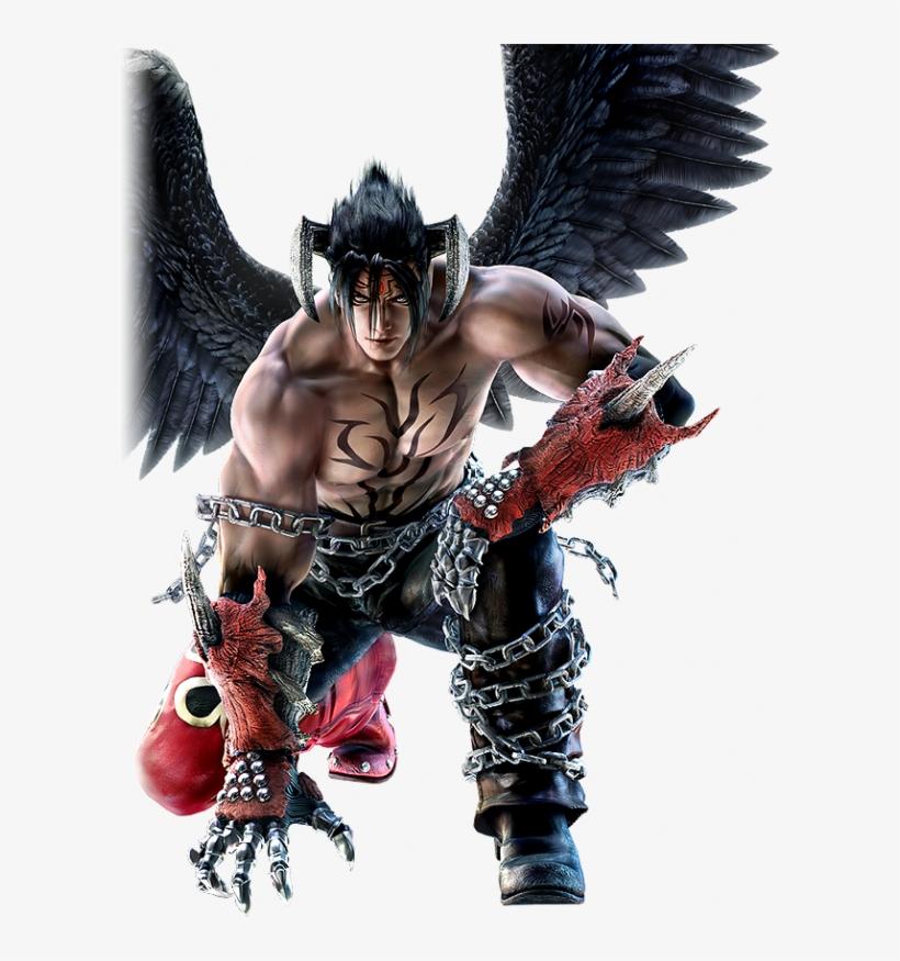 Devil Jin Un Personnage De Tekken Devil Jin Kazama Tekken 6 Free