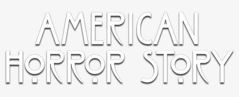 American Horror Story Return Date - American Horror Story Logo Png, transparent png #3567780