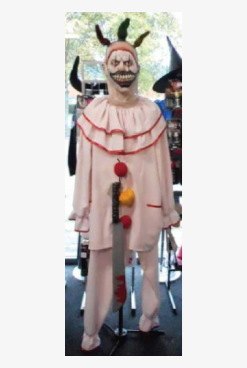 Twisty The Clown Mens American Horror Story Halloween - Costume, transparent png #3568358