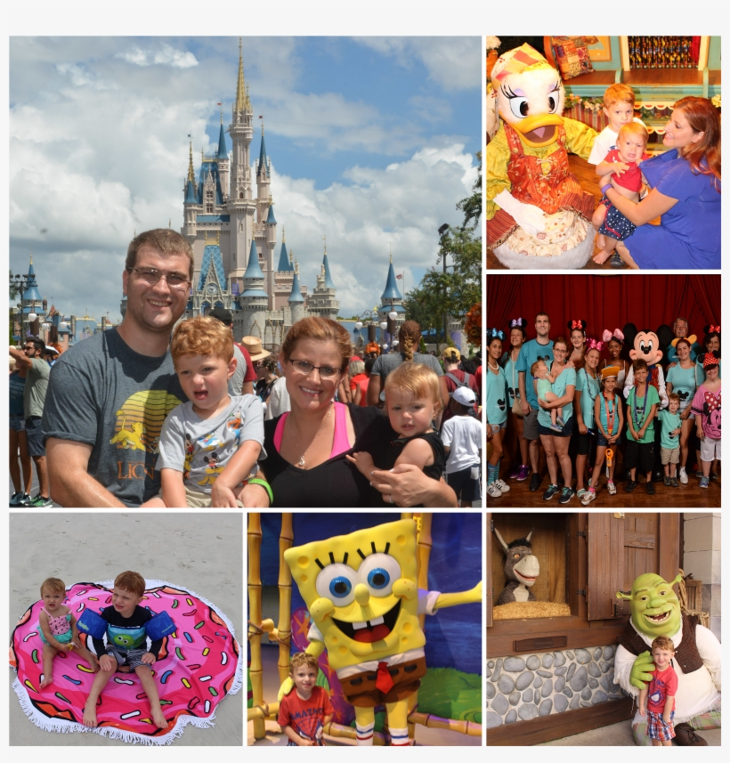 One Thing I Was Able To Do This Summer In The Craft - Disney World, Cinderella Castle, transparent png #3570677