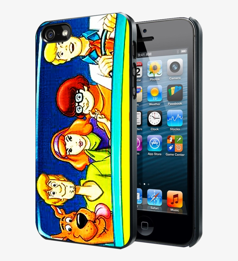 Mystery Machine Van Scooby Doo Samsung Galaxy S3/ S4 - Friends Tv Show Iphone 4s Case, transparent png #3571025