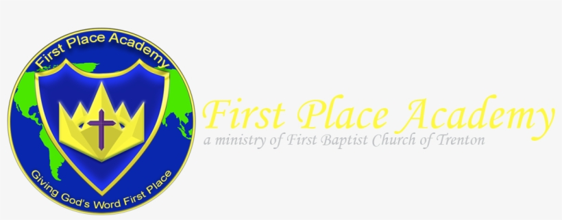 Fpa - First Baptist Church Of Trenton And First Place Academy, transparent png #3575989