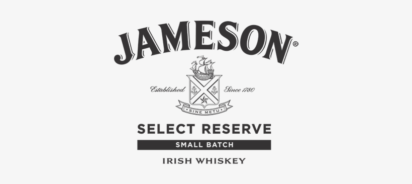 9 Myths About Whiskey Mogul John Jameson - Jameson Irish Whiskey Crest, transparent png #3578313