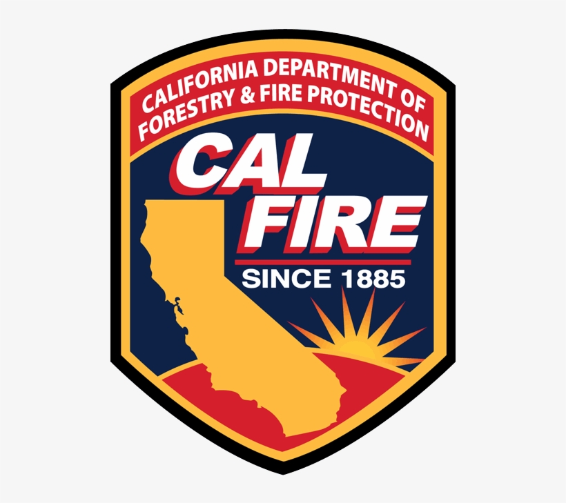 California State Fire Marshal Seal - Cal Fire Logo - Free