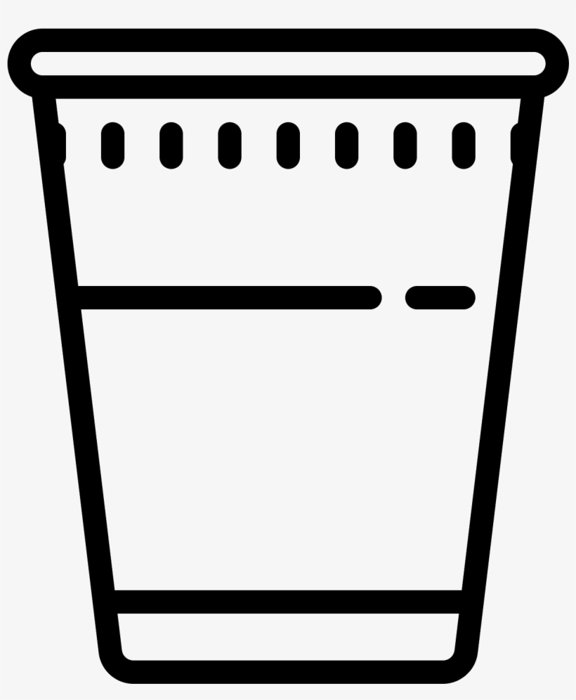 Solo Cup Icon - Waste - Free Transparent PNG Download - PNGkey