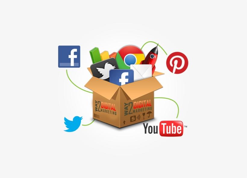Digital Advertising Agency - Digital Marketing And Advertising, transparent png #3588425