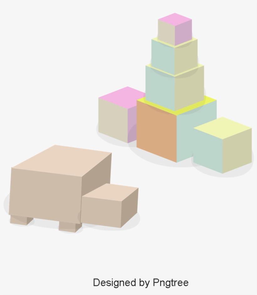 Download Building Blocks Stationery Kids Toys Png And Psd Toy