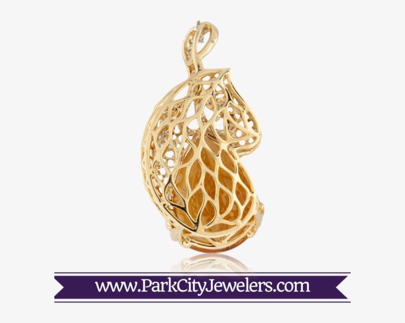 Pave Diamond Snowflake Earrings, transparent png #3592506