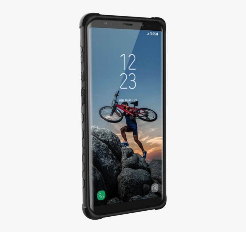 Samsung Galaxy Note 8 Premium Case - Monarch Series Galaxy Note 8 Case, transparent png #3594029