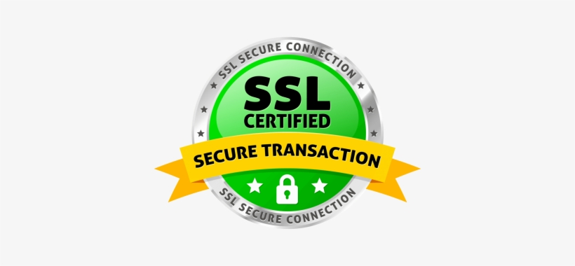 Ssl Trust Badge - Ssl Secure Badge, transparent png #3599053
