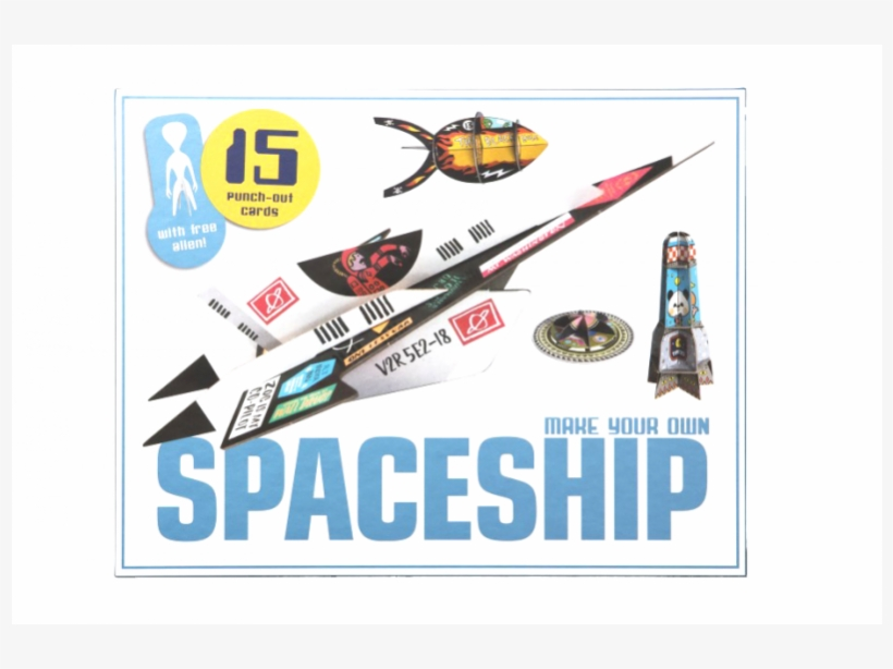 Make Your Own Spaceship, transparent png #360453