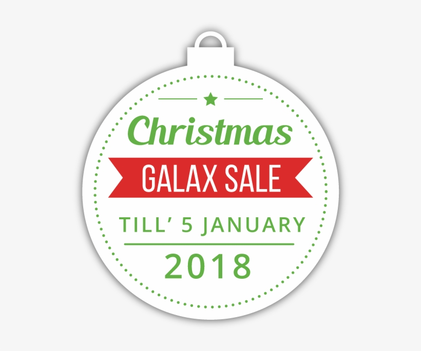 Galax-sale - Romantic Christmas Greeting Card, transparent png #361760