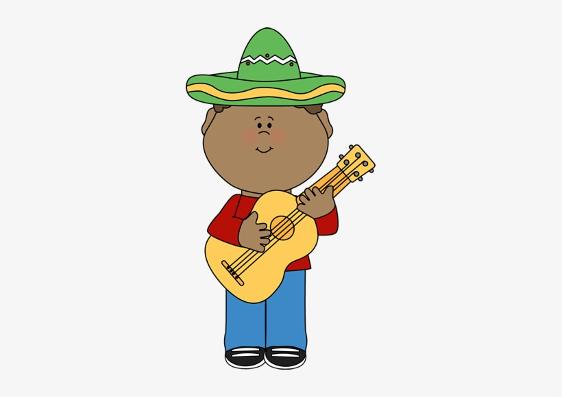 Cinco De Mayo Kid Clip Art - Cinco De Mayo Kid Clipart, transparent png #363968