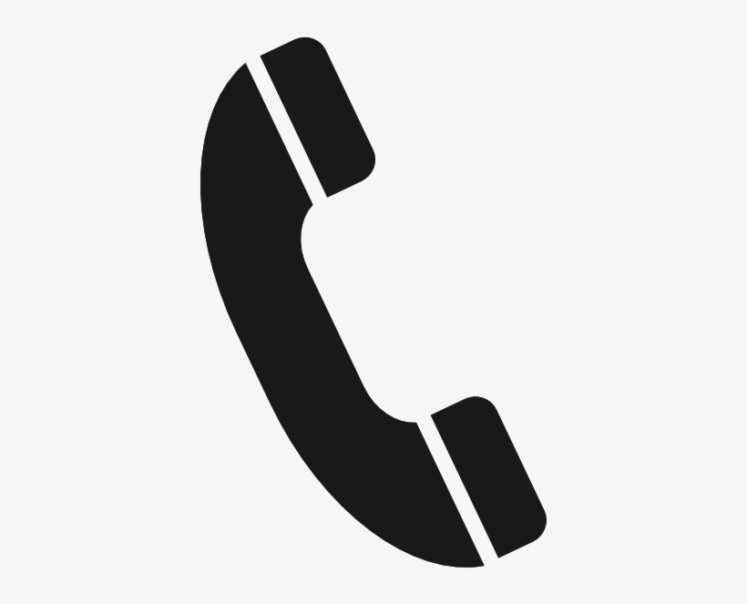 Old Style Phone 800x800 0k Png Clipart Rooweb Com Au - Business Card Phone Symbol, transparent png #364133