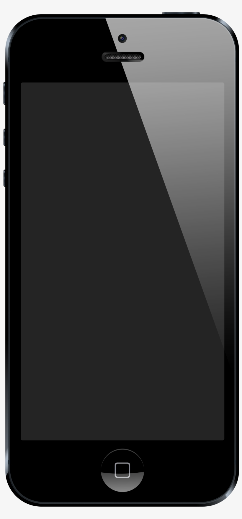 Free Icons Png - Iphone 4s Png, transparent png #364949