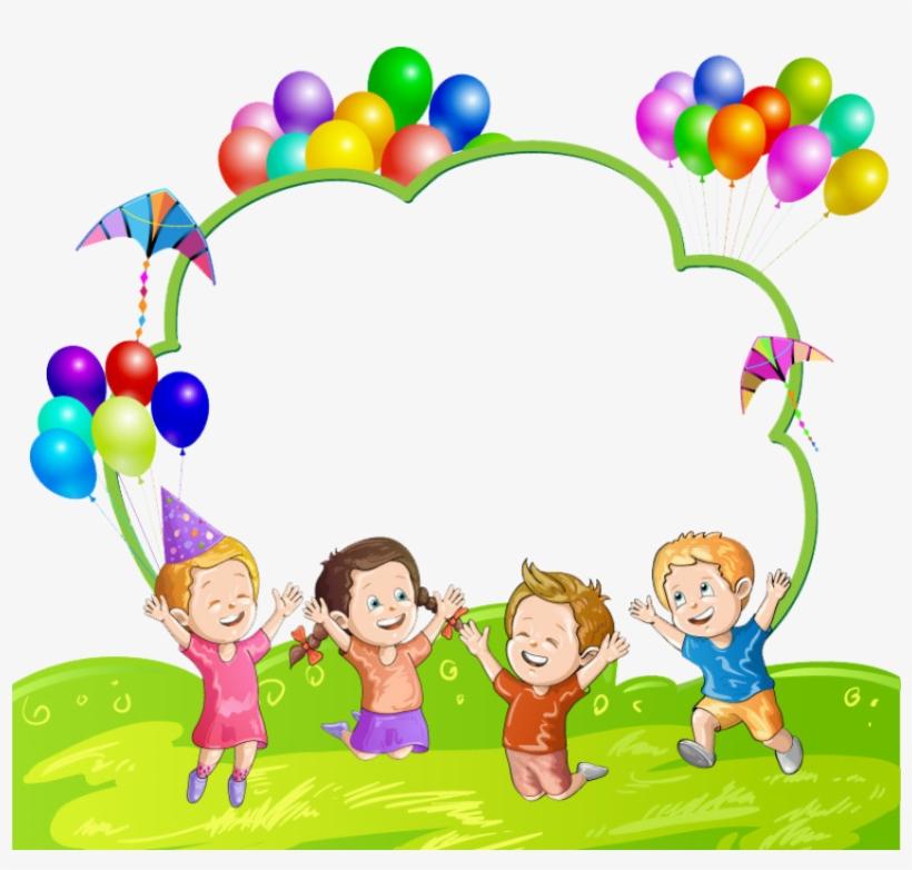 Ballons Transparent Kid - Kids Balloon Png, transparent png #365507