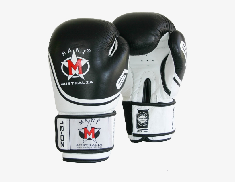 Boxing Gloves - Leather Evo Boxing Gloves Weight: 10 Oz, transparent png #365553