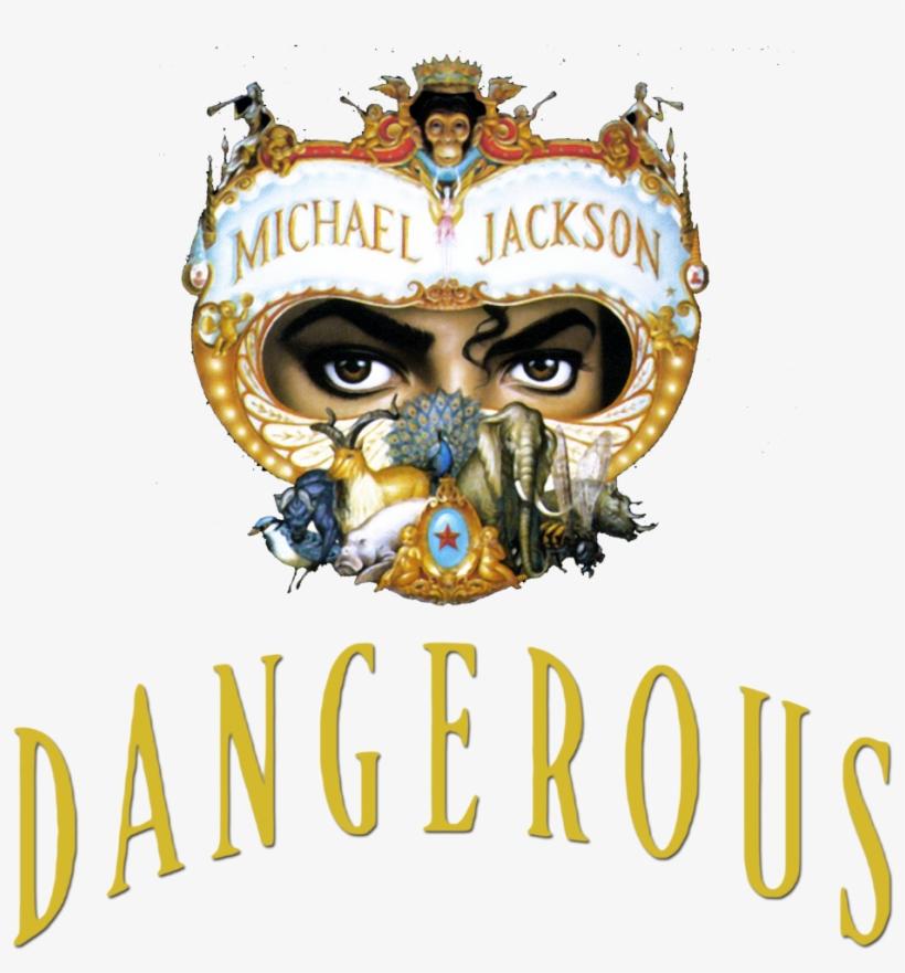 Bad Michael Jackson Logo Download - Michael Jackson: Dangerous (cassette), transparent png #366059