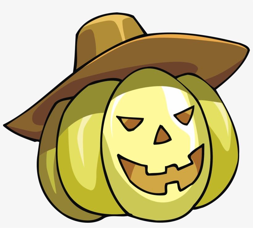 Picture Freeuse Big Image Png - Cartoon Halloween Pumpkin, transparent png #366352