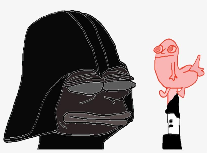 Star Wars Battlefront Anakin Skywalker R2-d2 Pink - Pepe Star Wars Meme, transparent png #367286