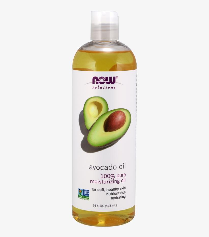$6 - - Now Foods, Solutions, Avocado Oil, 16 Fl Oz (473 Ml), transparent png #367517