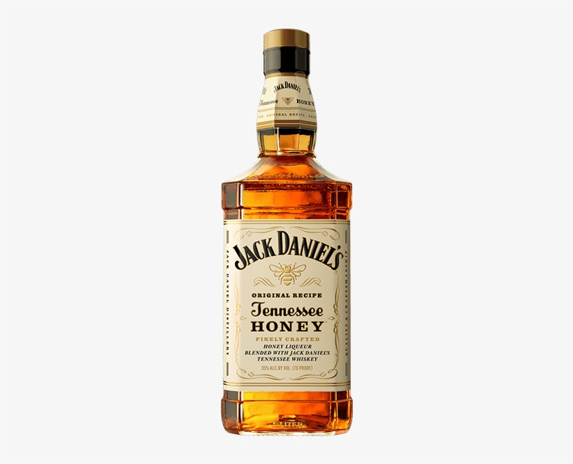 A Blend Of Jack Daniel's Tennessee Whiskey And A Unique - Jack Daniel's Tennessee Honey, transparent png #367751